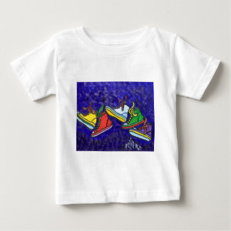 Sneakers Baby T-Shirt