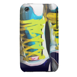 sneakers Case-Mate iPhone 3 case