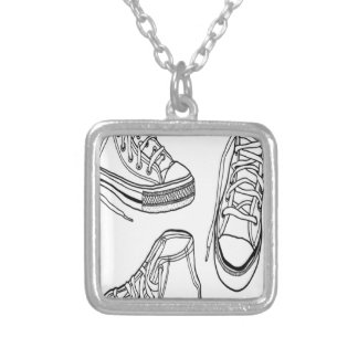 Sneakers design jewelry