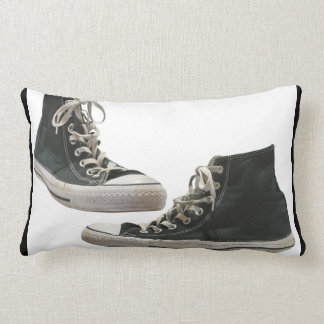 Sneakers Lumbar Pillow
