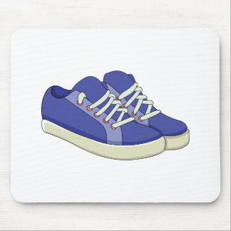 Sneakers Mouse Pad