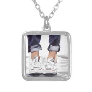 Sneakers Custom Jewelry