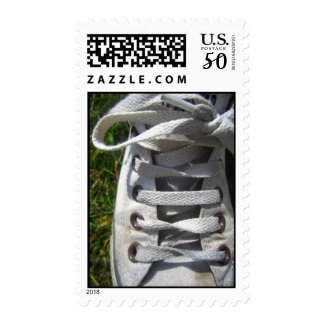 Sneakers/Trainers Postage Stamp