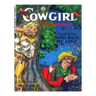 Sneaky Cowgirl Letterhead