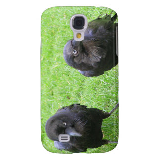 Sneaky Crows Samsung Galaxy S4 Case