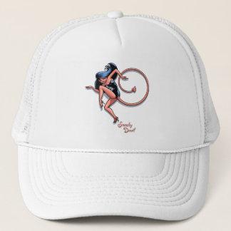 Sneaky Devil Trucker Hat