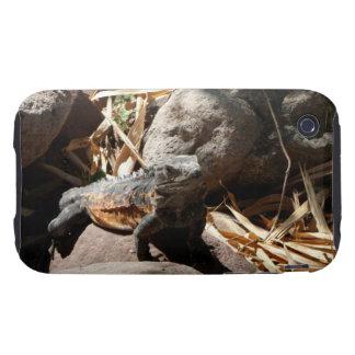 Sneaky Iguana Tough iPhone 3 Case