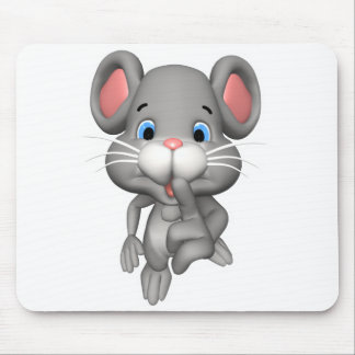sneaky little mouse mouse pad