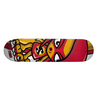 Sneaky Mascot Skateboard Decks
