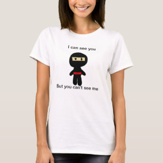 Sneaky Ninja T-Shirt
