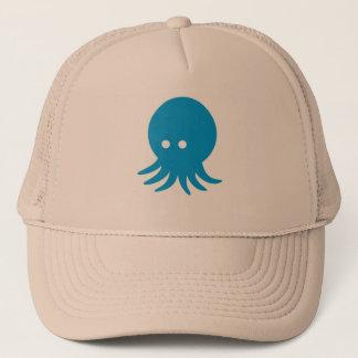 Sneaky Octopus Trucker Hat