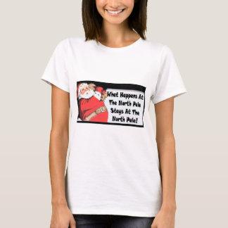 sneaky santa T-Shirt