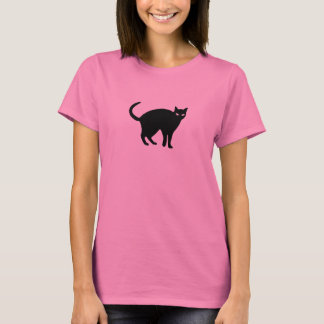 Sneaky Shadow Cat T-Shirt