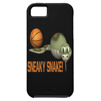 Sneaky Snake iPhone 5 Covers