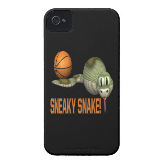 Sneaky Snake iPhone 4 Case