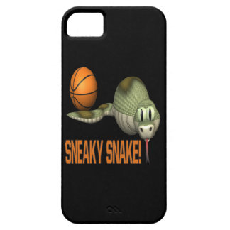 Sneaky Snake iPhone SE/5/5s Case