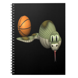 Sneaky Snake Note Book