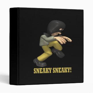 Sneaky Sneaky Binder