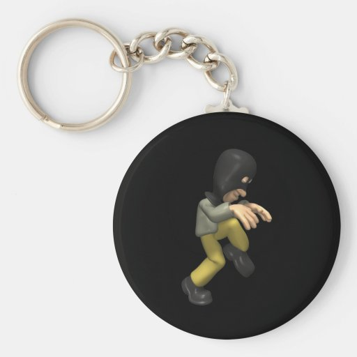Sneaky Sneaky Keychain