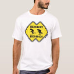 sneaky snow boarders T-Shirt