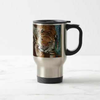 Sneaky Tiger Mug