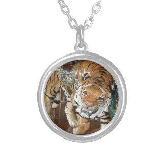 Sneaky Tiger Necklace