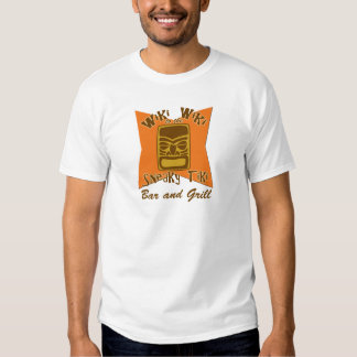 Sneaky Tiki Bar and Grill T-shirt