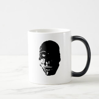 Sneaky Zombie 11 Oz Magic Heat Color-Changing Coffee Mug