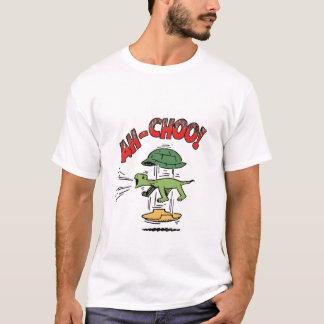 Sneezing Turtle T-Shirt