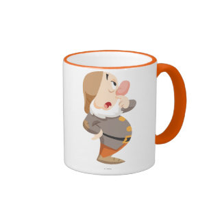 Sneezy 4 ringer coffee mug