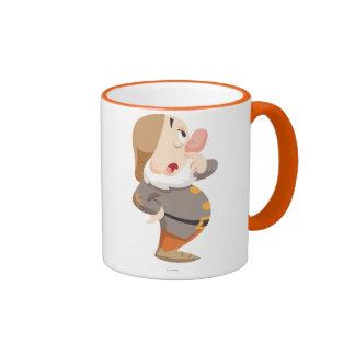 Sneezy 4 ringer mug