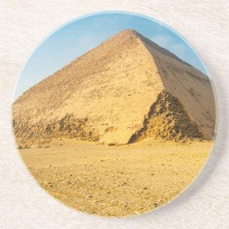Snefru's Bent Pyramid, Dahshur Drink Coaster
