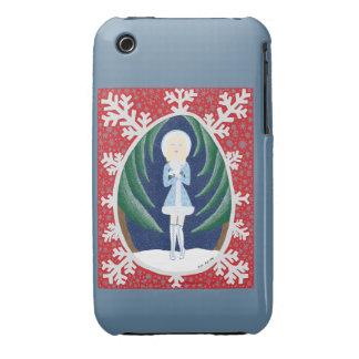 Snegurochka Fairy Tale Fashion 3 iPhone 3 Case-Mate Cases