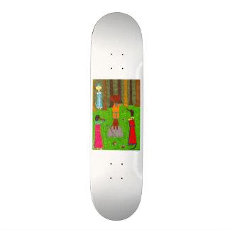 Snegurochka Skateboard Deck