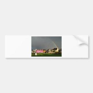 Snem ring of kerry ireland bumper sticker