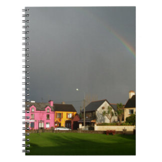 Snem ring of kerry ireland notebook