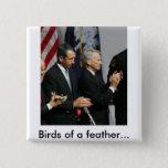 snford riley, Birds of a feather... Button