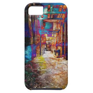 Snickelway de la luz iPhone 5 carcasas
