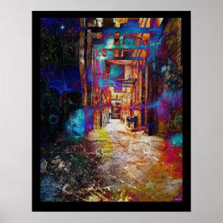 Snickelway de la luz posters