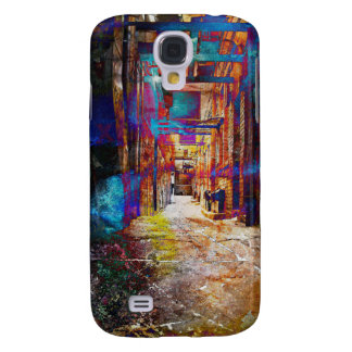 Snickelway of Light Samsung Galaxy S4 Cases