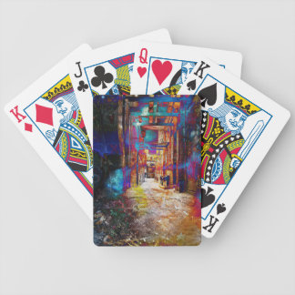 Snickelway of Light Bicycle Card Deck