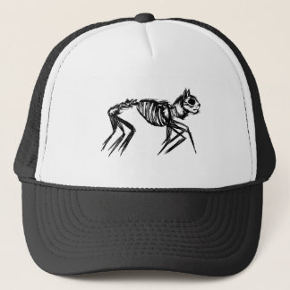 Snicker-Cat Trucker Hat