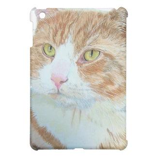 Snickers the Cat iPad Mini Cases