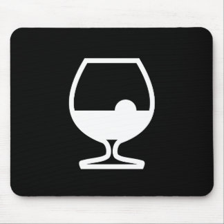 Snifter Pictogram Mousepad