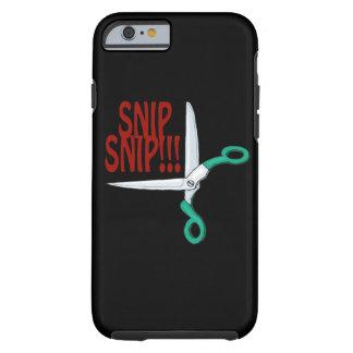 Snip Snip iPhone 6 Case