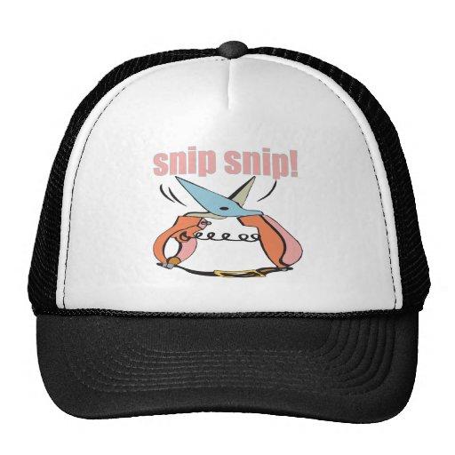 Snip Snip Trucker Hats