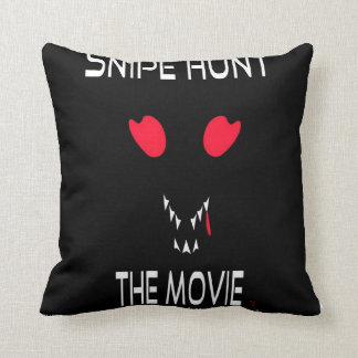 Snipe Hunt The Movie Throw Pillow