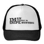 Snipe Hunter Mesh Hats