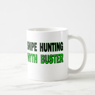 Snipe Hunting Myth Buster Coffee Mug