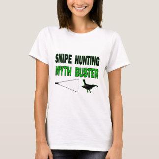 Snipe Hunting Myth Buster T-Shirt